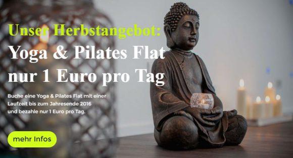 Yoga & Pilates Flat - InMotion Lüdinghausen