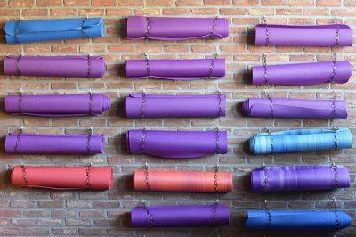 Yoga-Pilates Matten