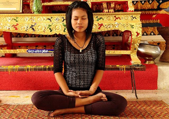Pranayama Yoga Atmung