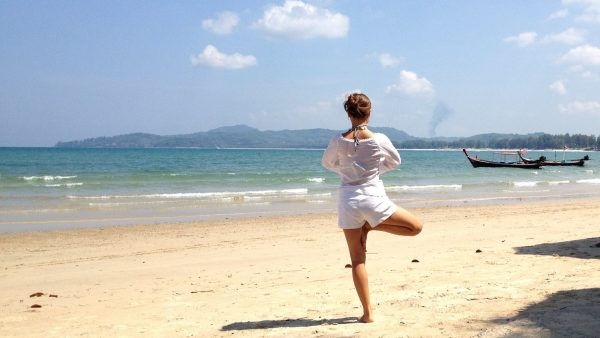 Yoga - Sommerferien