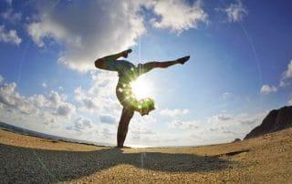 7 Schritte zum Handstand